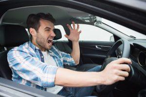 ядосаните шофьори