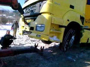 камион репатриране